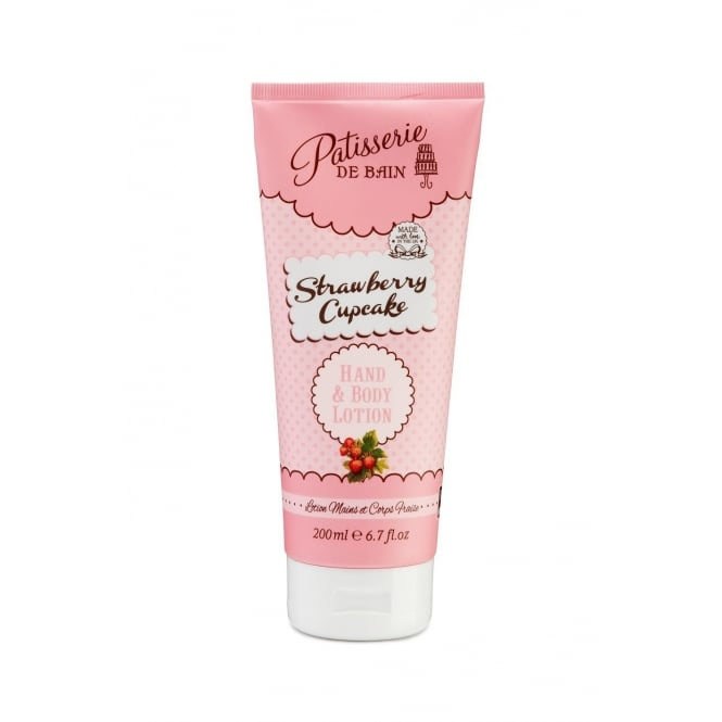 Patisserie de Bain Lemon Bon Bon Hand & Body Lotion 200ml