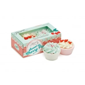 Sweet As Cherry Pie Bath Tartlettes Duo Pack