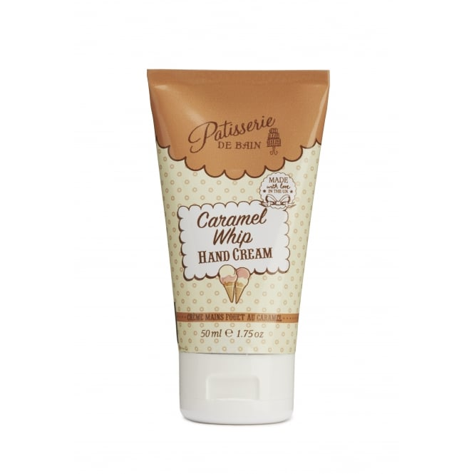 Patisserie de Bain Toffee Caramel Hand Cream 50ml