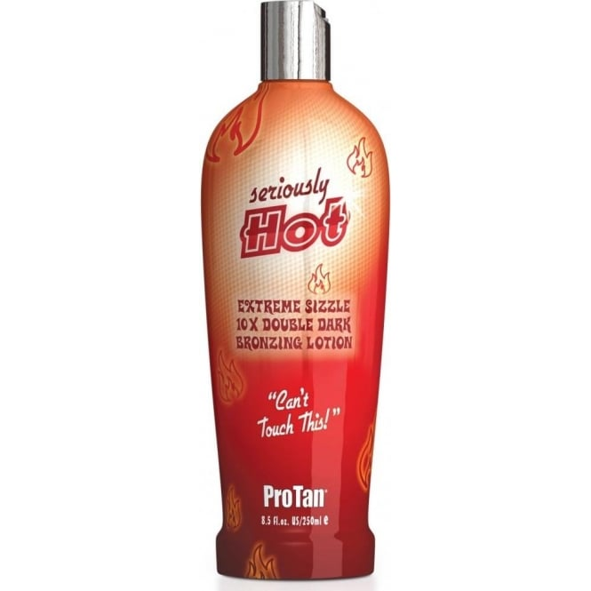 ProTan Seriously Hot Tanning Accelerator 250ml