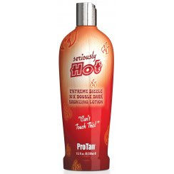 Seriously Hot Tanning Accelerator 250ml