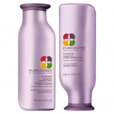 Hydrate Shampoo & Conditioner Twin 2 x 250ml