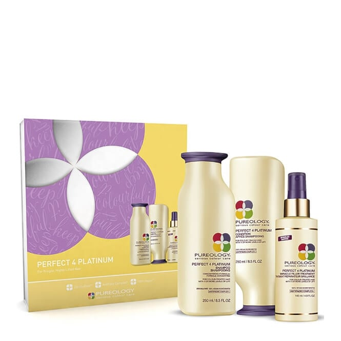 Pureology Perfect 4 Platinum Gift Set