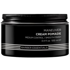 Brews Maneuver Cream Pomade 100ml