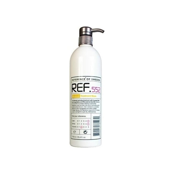 REF. Reference of Sweden Moisture Treatment Mask 552 750ml