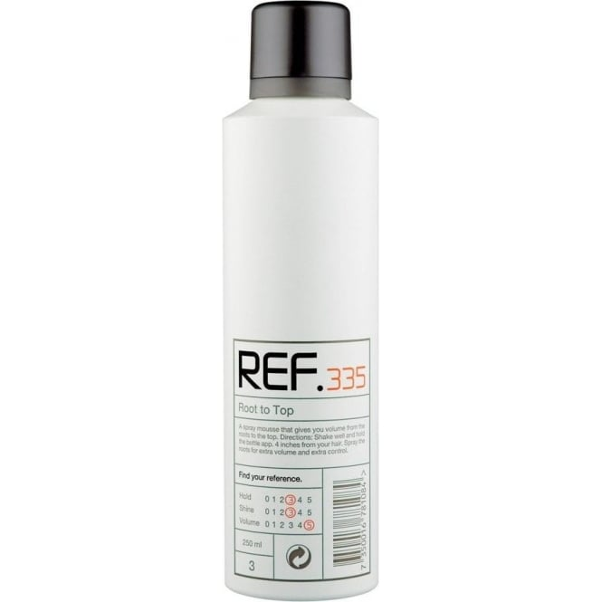 REF. Reference of Sweden Root To Top Volumiser 335 250ml