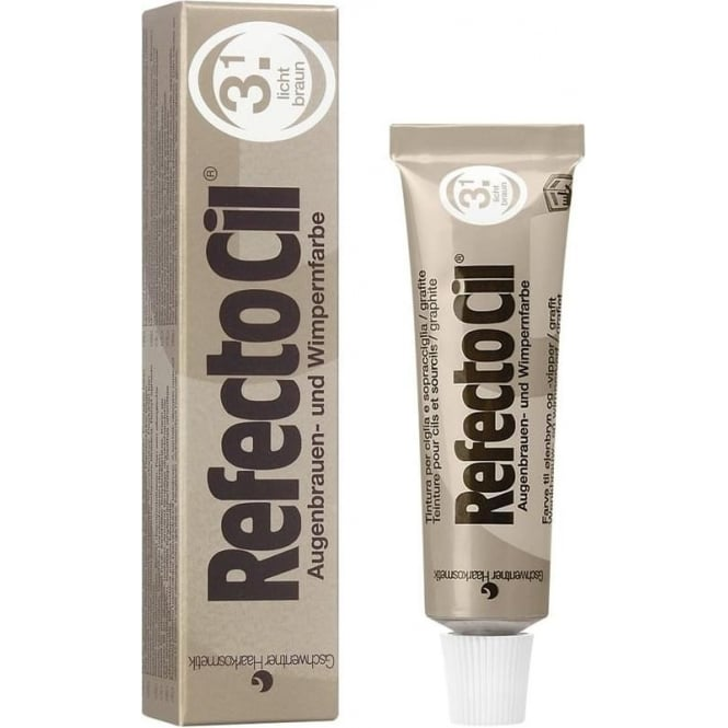 RefectoCil Light Brown Eyelash Tint 15ml