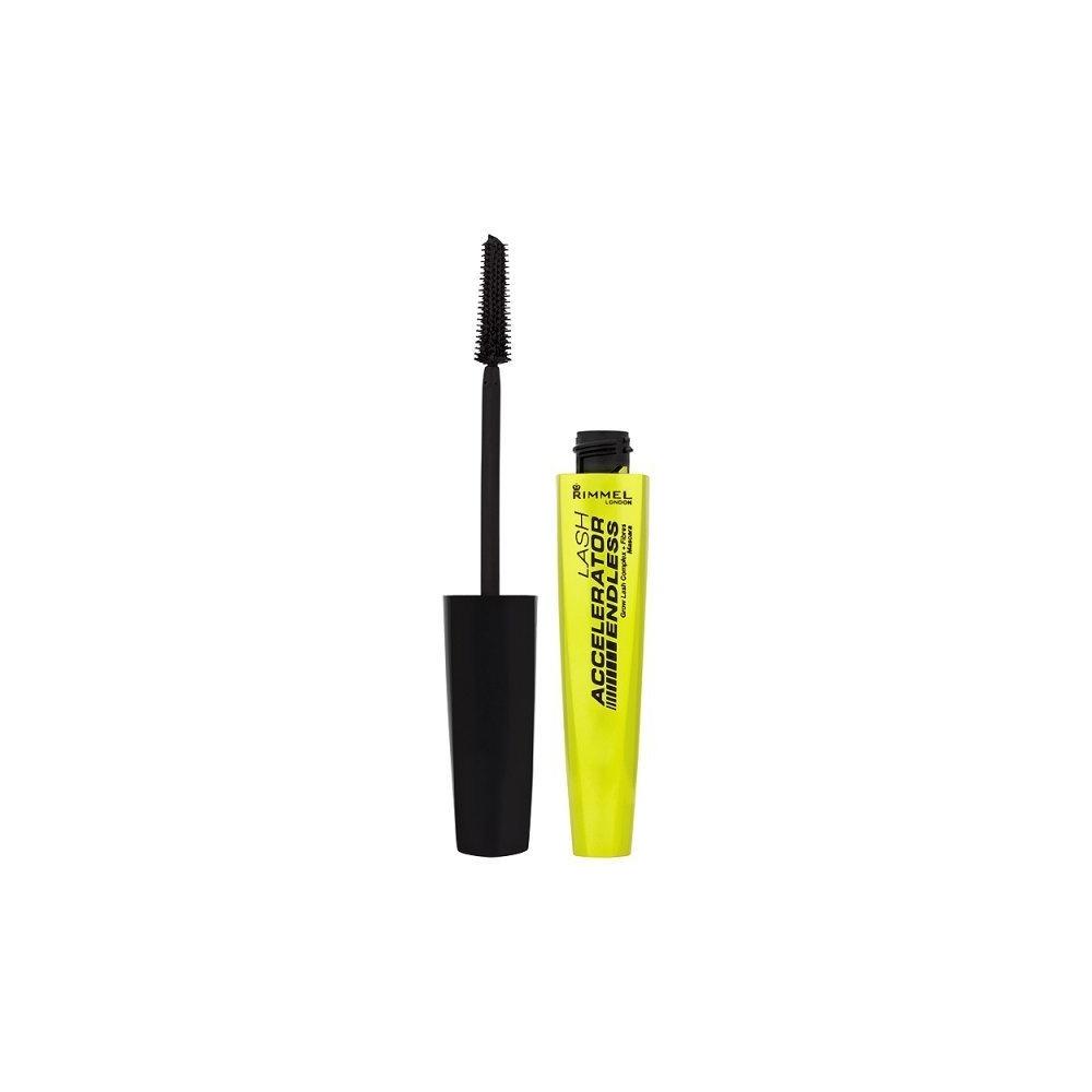 a57c9c231b1 Rimmel Lash Accelerator Endless Growth Mascara 001 Black 10ml - Free ...