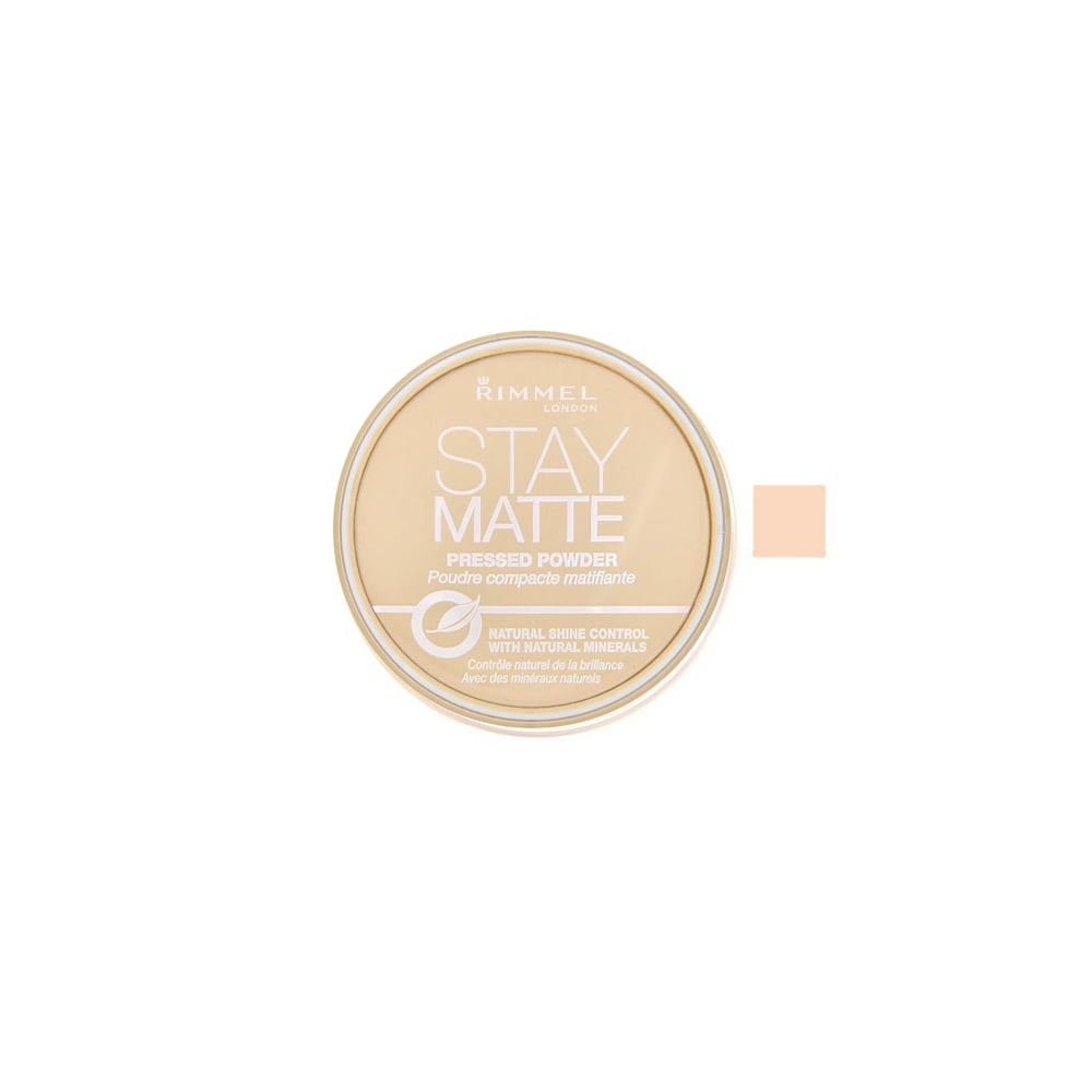 Rimmel Stay Matte Pressed Powder 14g Free Delivery Justmylook London