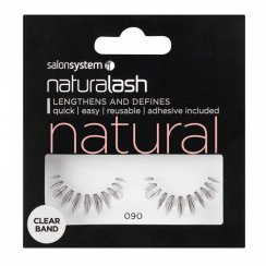Naturalash Strip Lashes Black 090