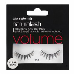 Naturalash Strip Lashes Black 102