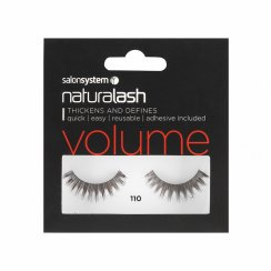 Naturalash Strip Lashes Black 110