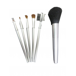 Sinelco 6 Piece Make Up Brush Set