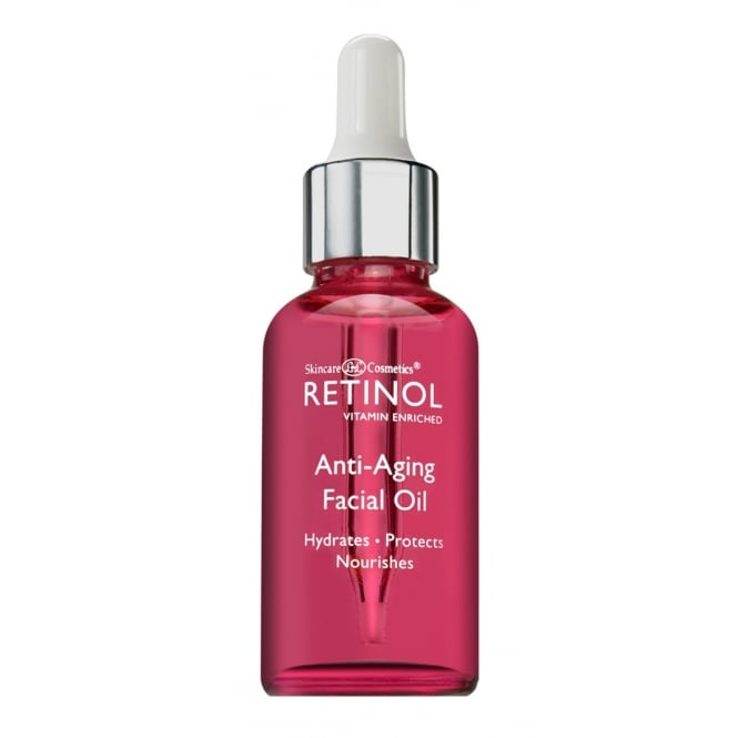 Skincare Cosmetics Retinol Anti-Ageing Facial Oil 30ml