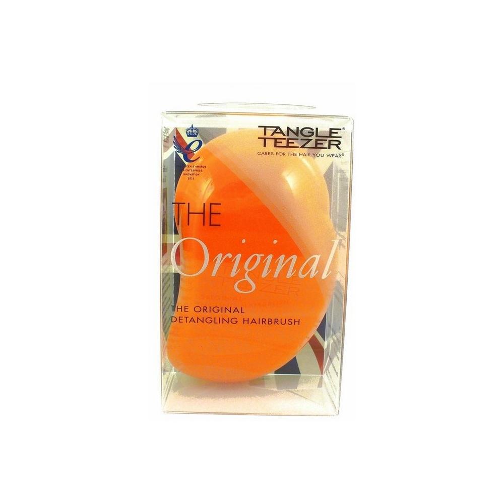 Tangle Teezer The Original Brush Mandarin Sweetie Free