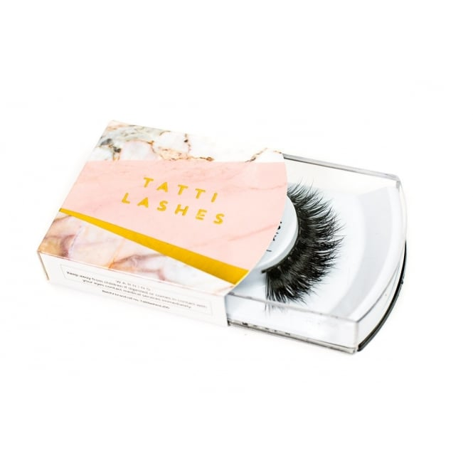 Tatti Lashes 3D Mink TL2 Luxury Strip Lashes