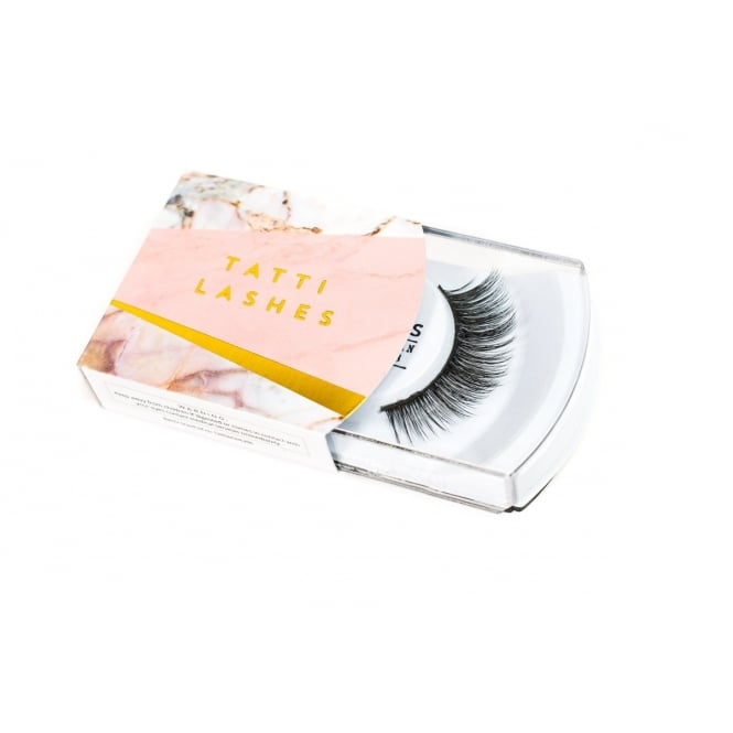 Tatti Lashes Brazilian Silk TL21 Strip Lashes