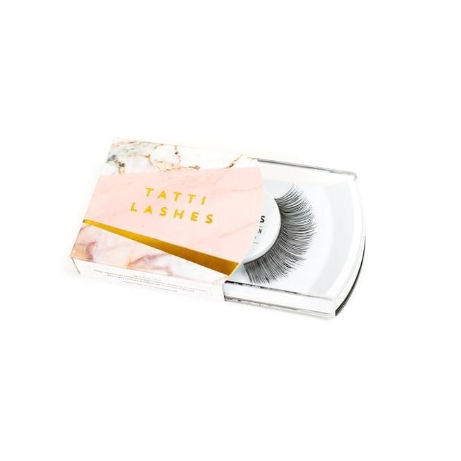 Tatti Lashes Human Hair TL27 Strip Lashes