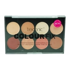 Colour Fix Cream Foundation Contour Palette