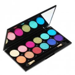 Electric Eyes 12 Colour Eyeshadow Palette