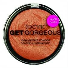 Get Gorgeous Highlighting Powder Peachy Candy