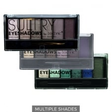 Sultry 6 Colour Eyeshadow Palette