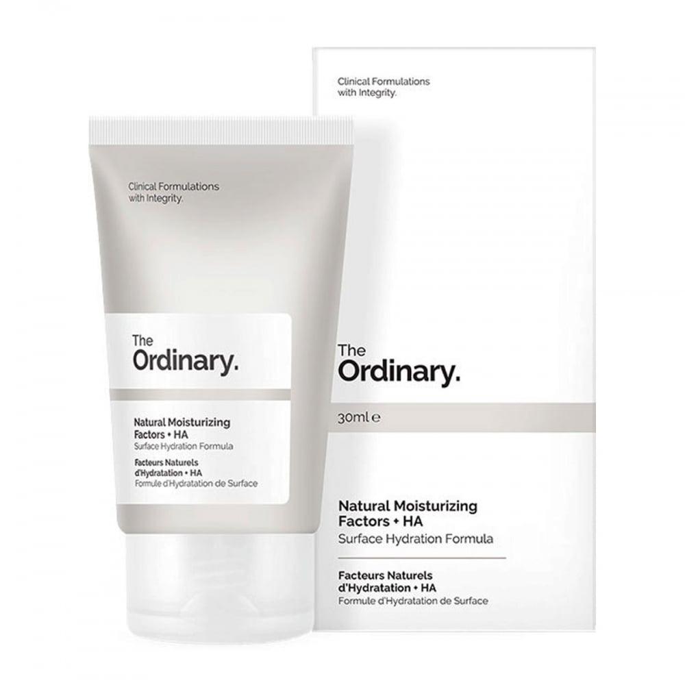 skin moisturiser natural