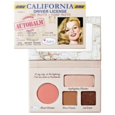 Autobalm California Face Palette