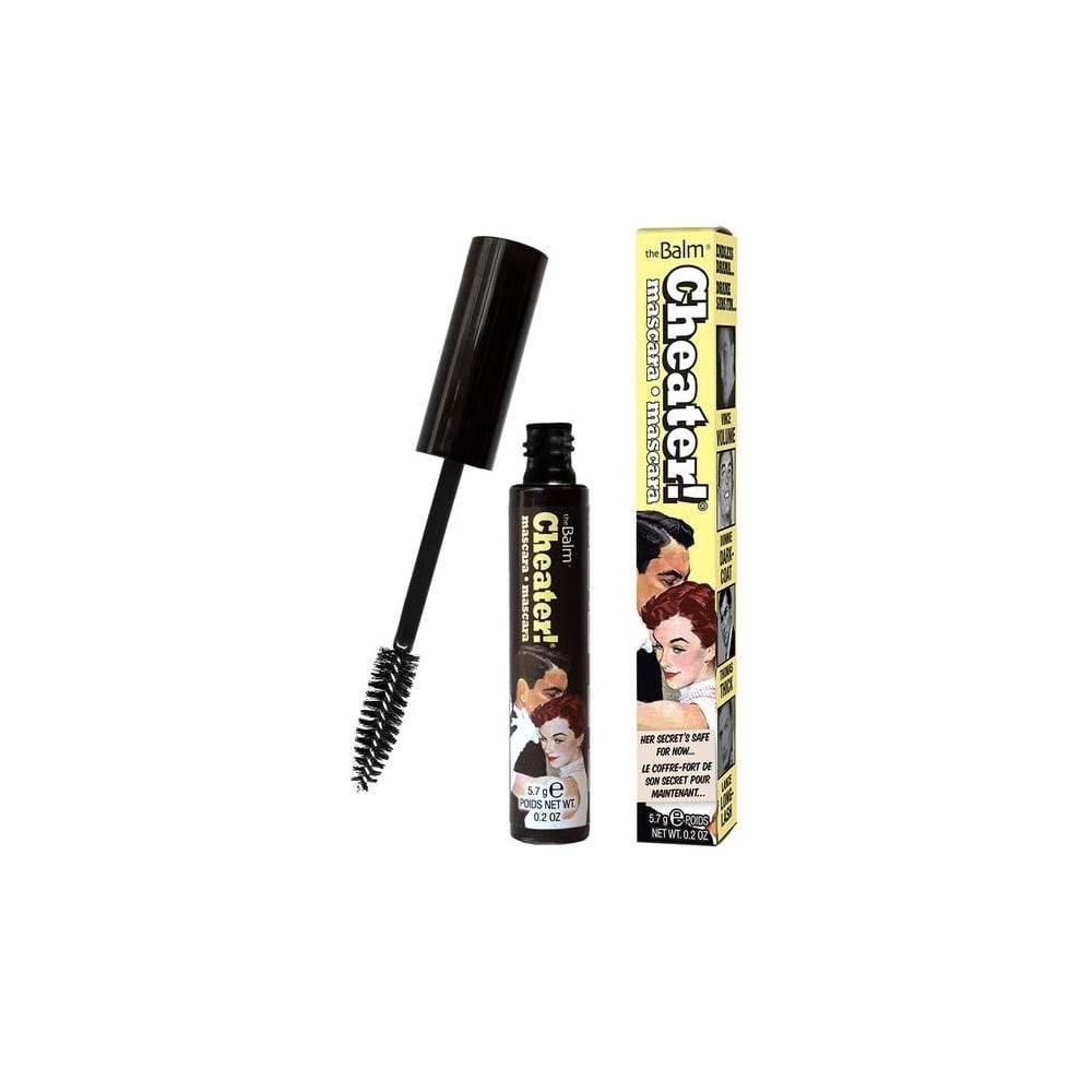 5dd15958514 theBalm Cheater! Mascara Black 5.7g - Free Delivery - Justmylook