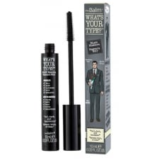 What's Your Type? Tall, Dark & Handsome Mascara Black 10ml