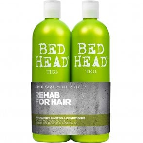 TIGI Bed Head Resurrection Shampoo & Conditioner 750ml Tween