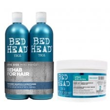 Urban Antidotes Recovery Shampoo & Conditioner 750ml + Treatment Mask 200g