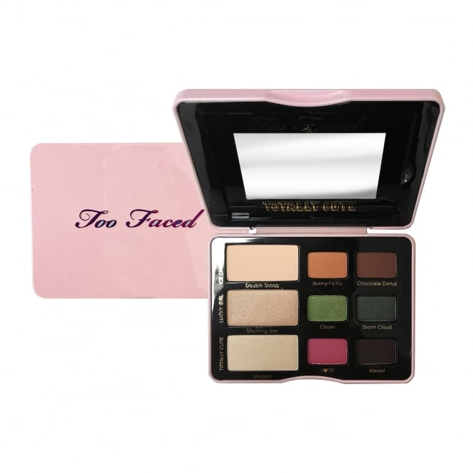 Too Faced Totally Cute 9 Colour Eyeshadow Palette