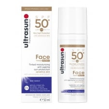 Face Tinted Anti-Ageing Honey SPF50+ 50ml