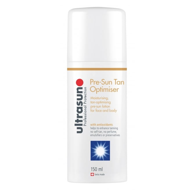 Ultrasun Pre-Sun Tan Optimiser 150ml