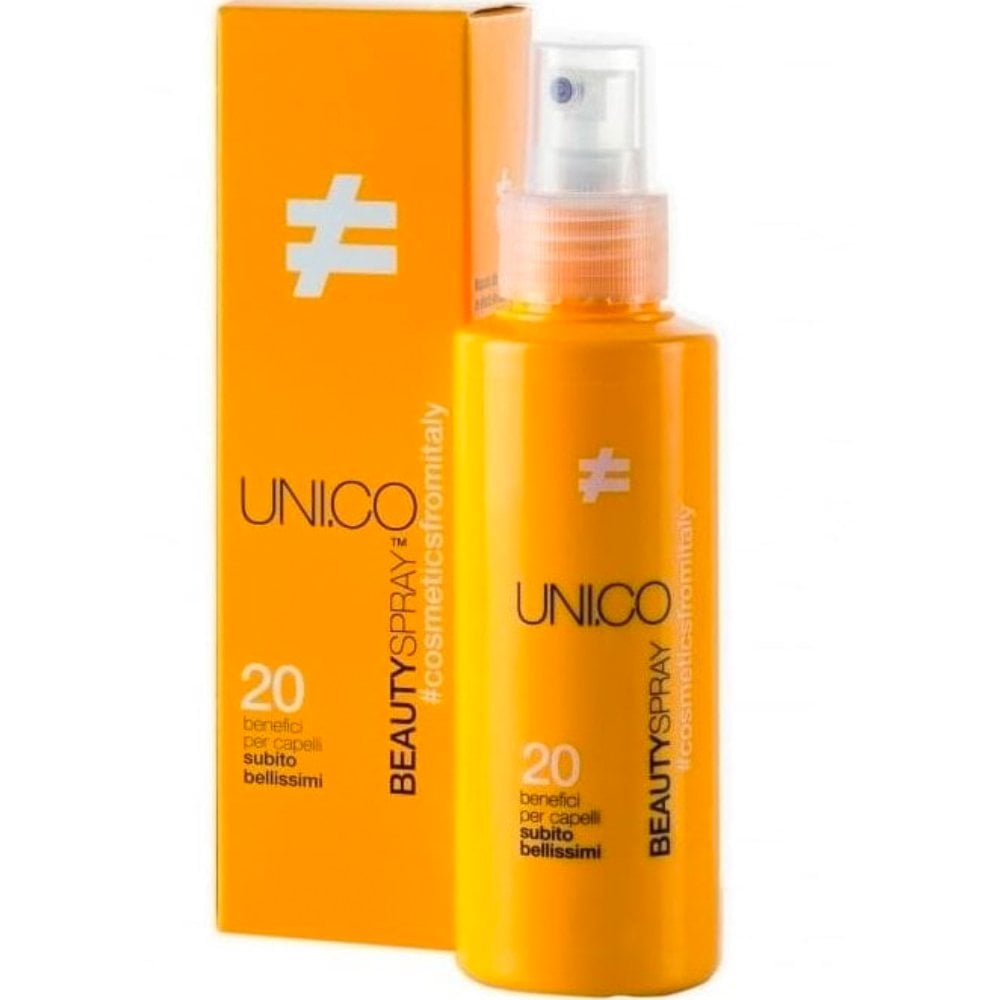 Unico 20 in 1 Hair Treatment Spray 120ml - Free Delivery