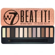 Beat It Natural Nudes 12 Colour Eyeshadow Palette