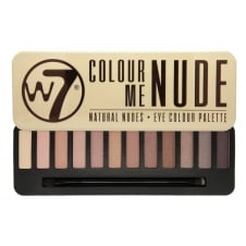 Colour Me Nude Natural Nudes 12 Colour Eyeshadow Palette