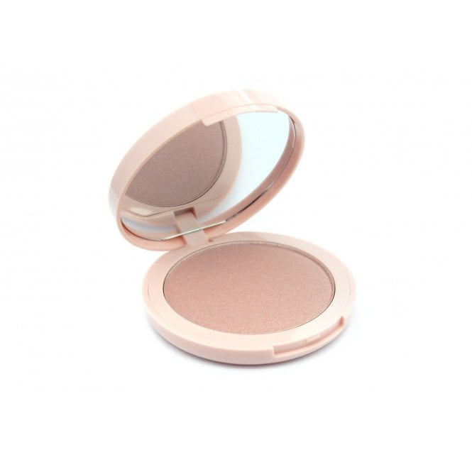 W7 Cosmetics Glowcomotion Pink It Up Shimmer, Highlighter & Eyeshadow Compact Powder