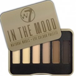 In The Mood Natural Nudes 6 Colour Eyeshadow Palette