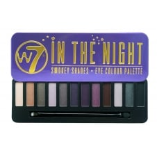 In The Night Smoky Shades 12 Colour Eyeshadow Palette