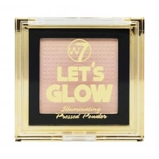 Let's Glow Illuminating Pressed Face Powder 6g