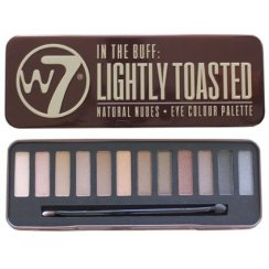 Lightly Toasted Natural Nudes 12 Colour Eyeshadow Palette