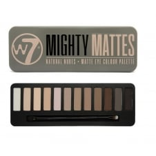 Mighty Mattes 12 Colour Eyeshadow Palette
