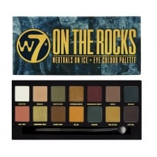 On The Rocks Neutrals On Ice 14 Colour Eyeshadow Palette