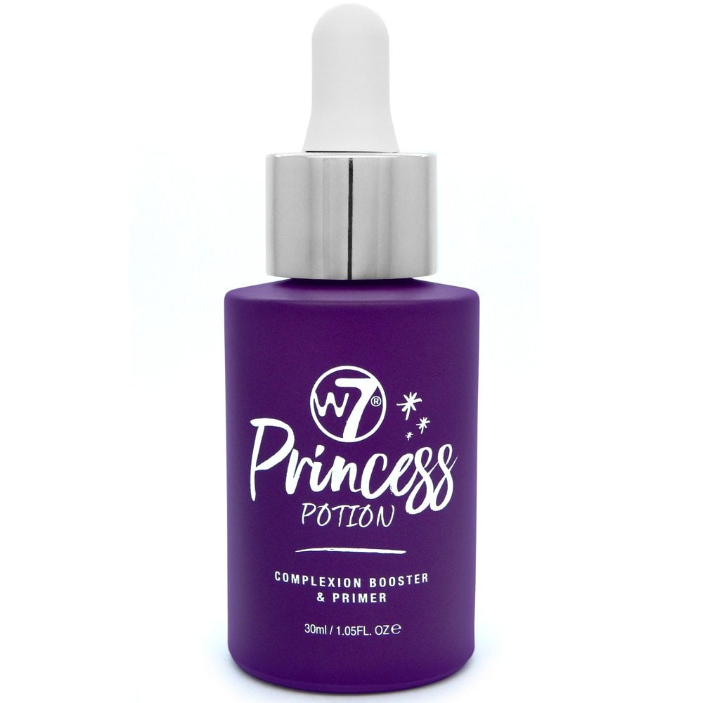 125669e44b9 W7 Cosmetics Princess Potion Complexion Booster & Primer 30ml - Make ...