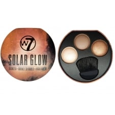 Solar Glow Bronzer, Bronze Shimmer & Highlighter