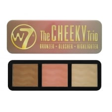 The Cheeky Trio Bronzer, Blusher & Highlighter Kit 21g