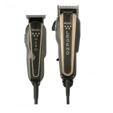 Barber Legend Clipper & Hero Trimmer Pack