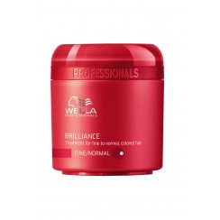 Brilliance Mask Fine To Normal Coloured Hair 150ml